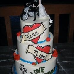 Simple Elegance In Cake Design Closed Bakeries 8451 Bismark