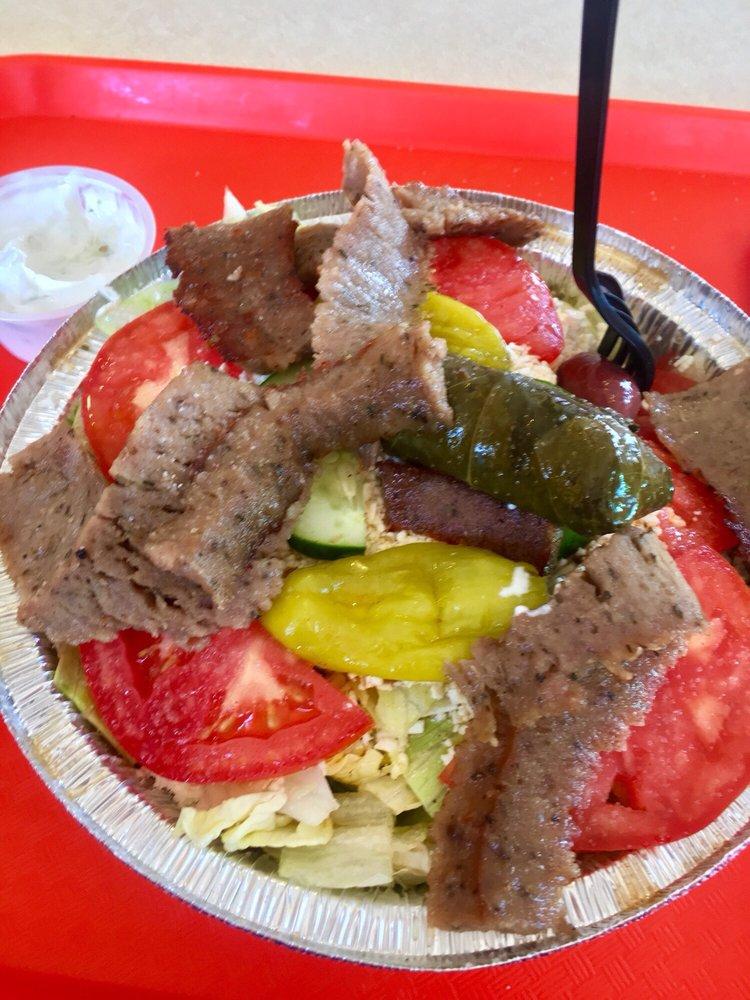 Athenian's Famous Gyros & Chicken: 5320 Park Blvd N, Saint Petersburg, FL