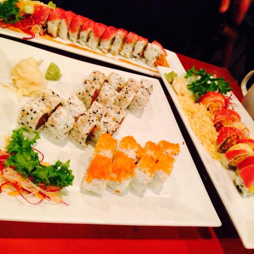 house sushi asian