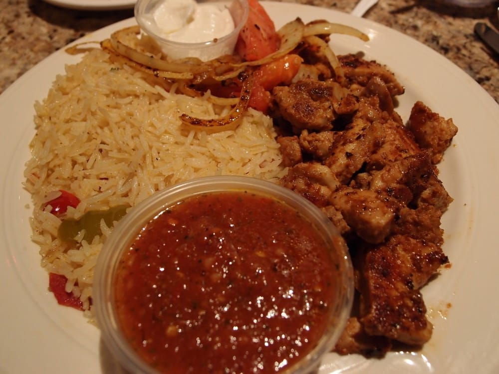 Chicken shawarma yelp for Aroma mediterranean cuisine king of prussia