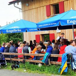Buronhutte Bayerische Kuche Buronhutte 1 Wertach Bayern