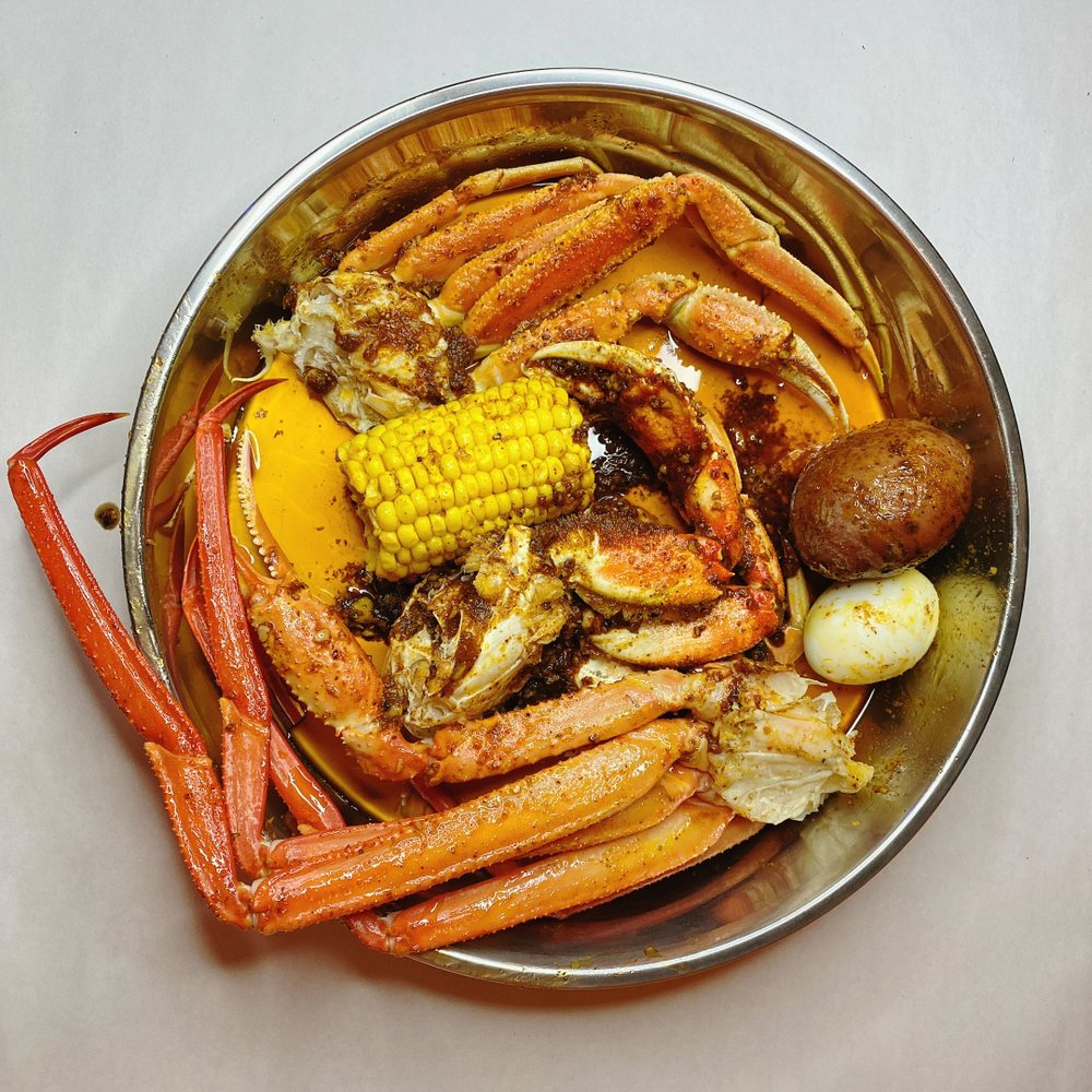 Million's Crab Boiled Seafood: 4600 Shelbyville Rd, Louisville, KY