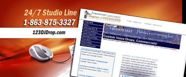 123 DJ Drop - Radio Stations - 215 Shore Lp, Winter Haven, FL