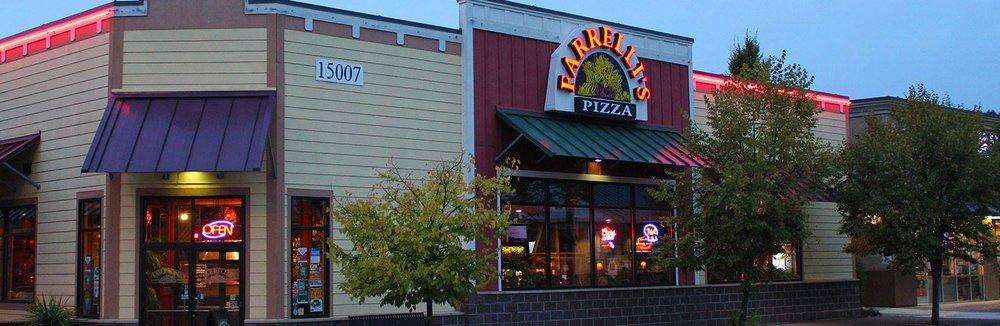 Farrelli's Wood Fire Pizza: 15007 Main St E, Sumner, WA