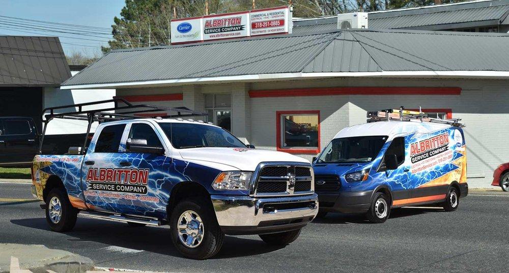 Albritton Service: 1009 E Georgia Ave, Ruston, LA