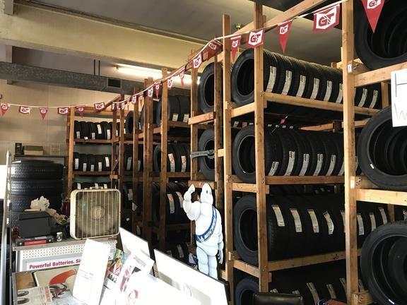 Dempsey's Tire Center: 175 Bridgeton Pike, Mantua, NJ