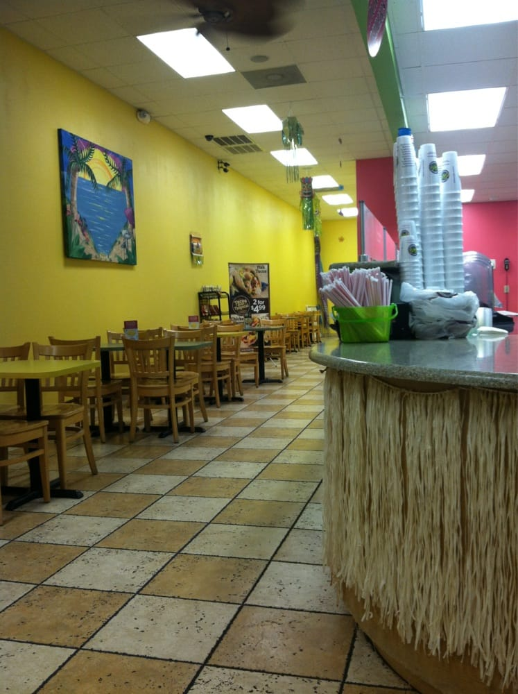 Tropical Smoothie Cafe: 1490 N. Broadway Ave., Bartow, FL