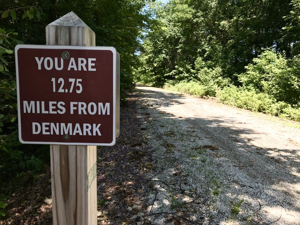 Devil's River State Recreational Trail: Denmark, WI