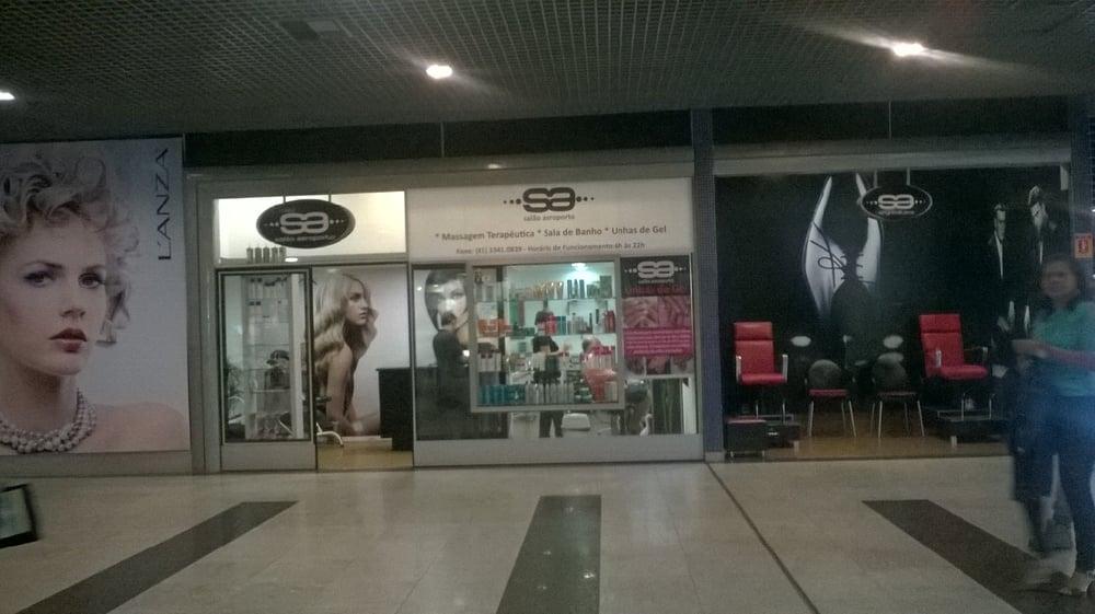 Aeroporto Recife Telefone : Salão aeroporto salões de beleza pça ministro salgado