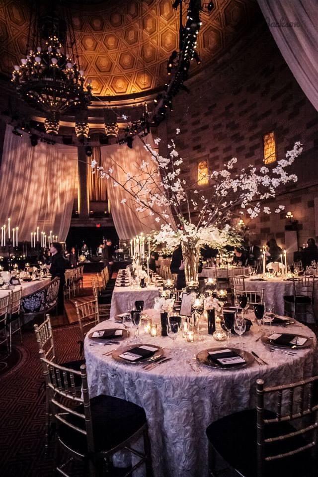 Gatsby Themed Wedding At Gotham Hall Yelp
