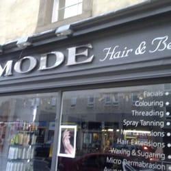Photo Of Mode Hair And Beauty Salon Edinburgh United Kingdom