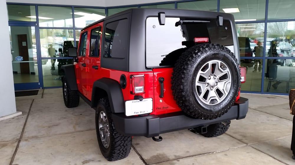 photos for five star chrysler dodge jeep ram fiat yelp. Black Bedroom Furniture Sets. Home Design Ideas