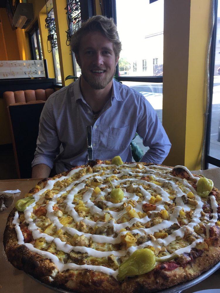 Swedish Pizza Pineapple Chicken Banana Mushroom White Kebab