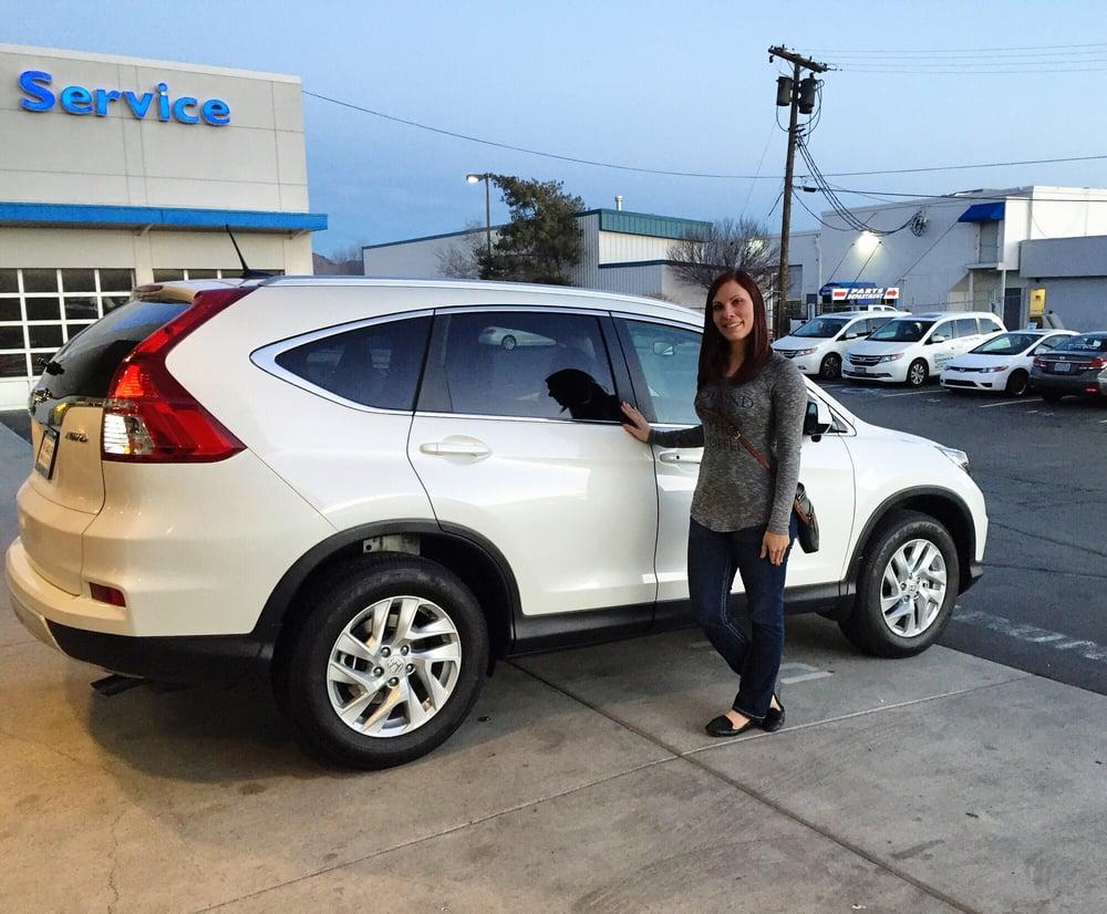 Bill Pearce Honda >> I bought my Honda CR-V - Yelp