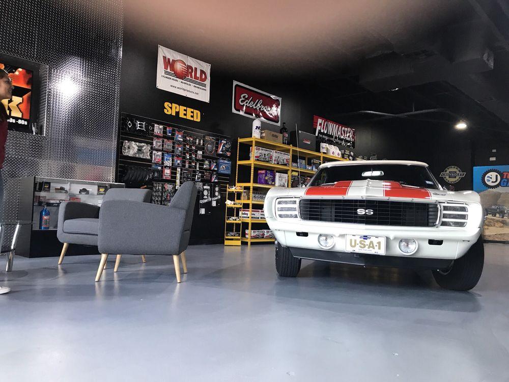 SU Top Tech's Garage