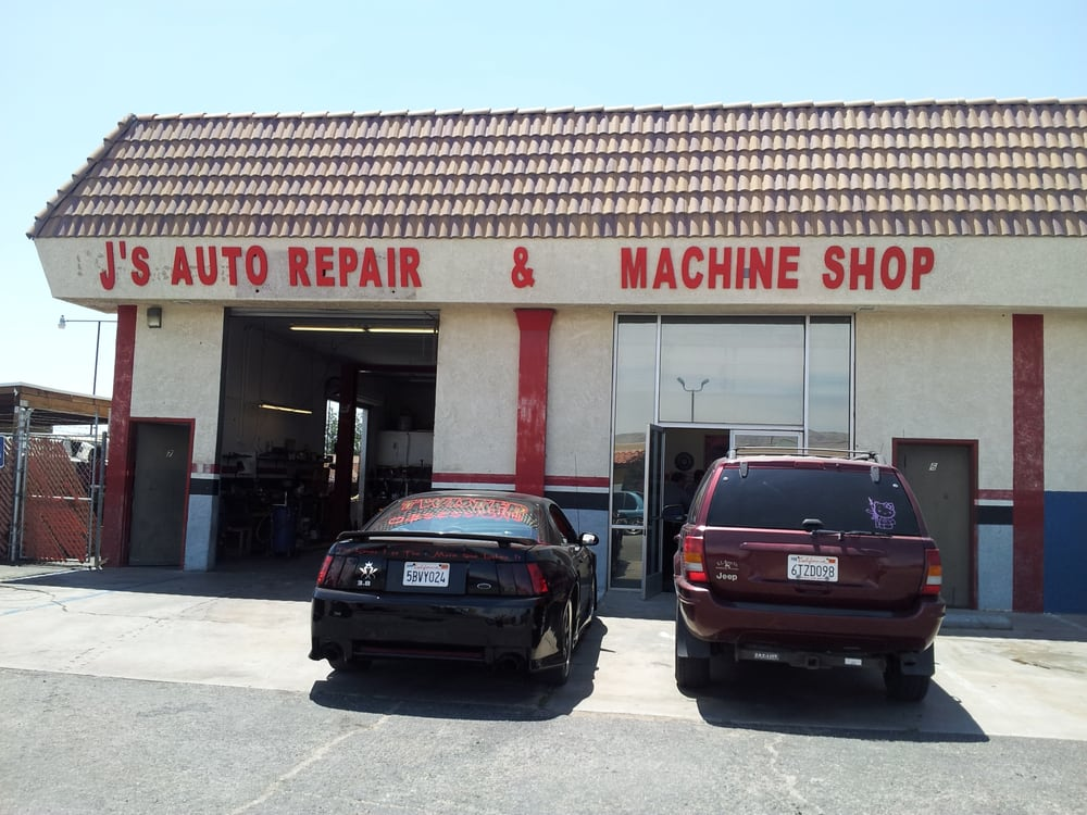 J s auto mobile repair machine shop 10 photos auto for Motor machine shop near me