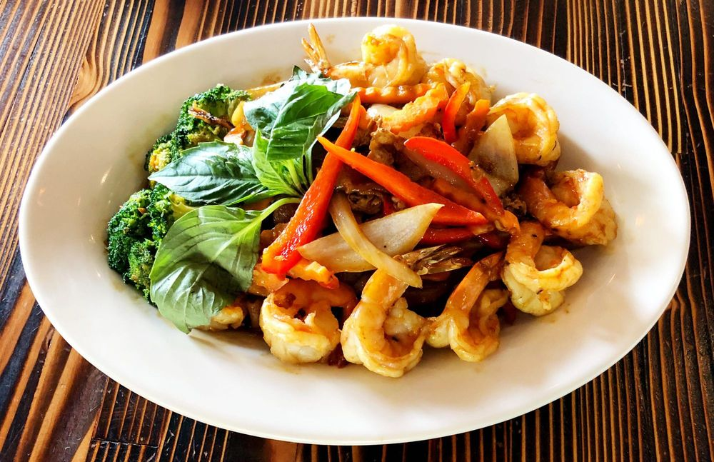 Food from Sawasdee Thai Cuisine