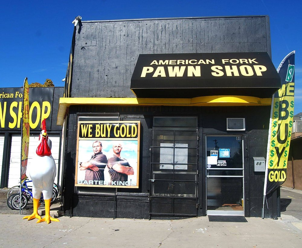 American Fork Pawn Shop