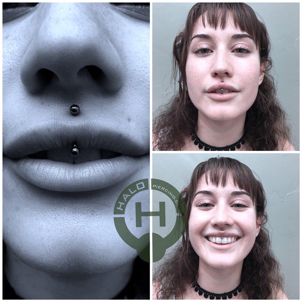Piercing e gioielli di precisione Halo
