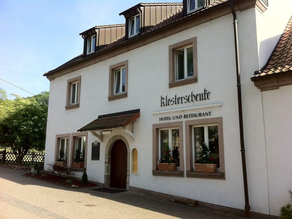 Hotel Klosterschenke Ristorante & Pizzeria - Hotels - Gräfinthal 3 ...