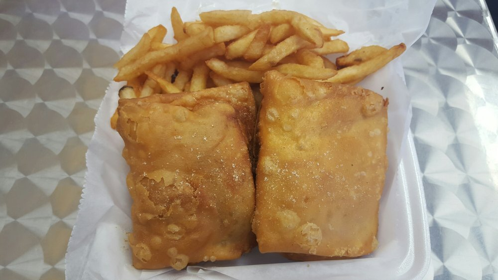 Krispy's Seafood and Chicken: 6237 S Union Ave, Chicago, IL