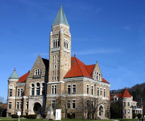 Randolph County Courthouse and Jail - Landmarks & Historical