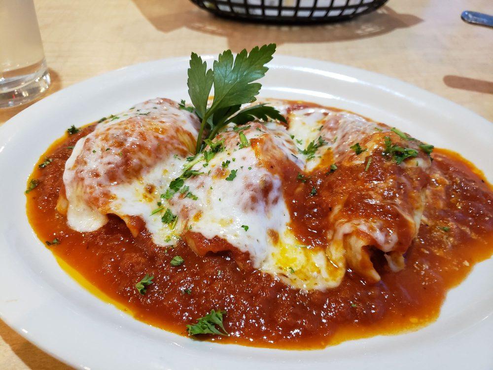 Larry's Italian Restaurant: 6380 Richmond Rd, Williamsburg, VA