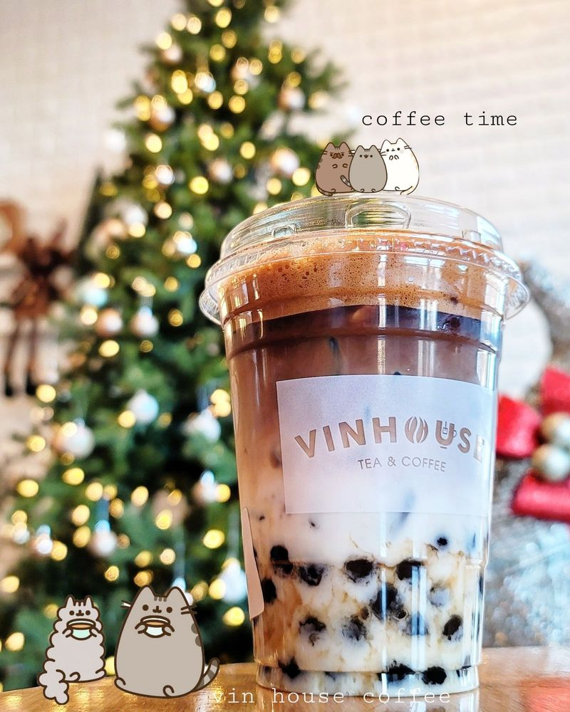 Vinhouse - Tea & Coffee