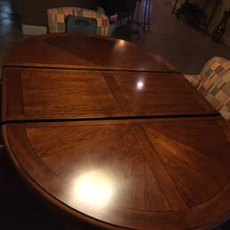 Delicieux Photo Of Furniture Repair U0026 Antique Restoration   Plano, TX, United States.  Table