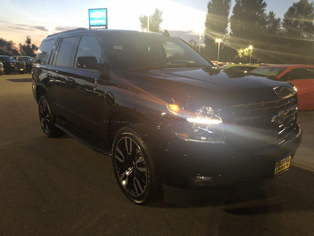 Dwayne Lane's Arlington Chevrolet Sales: 20410 Smokey Point Blvd, Arlington, WA