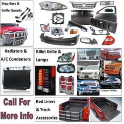Auto Body Parts & Accessories - Get Quote - Auto Parts & Supplies ...