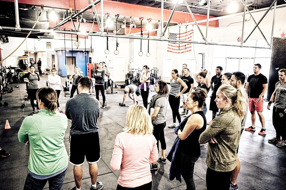 Social Spots from CrossFit Morristown