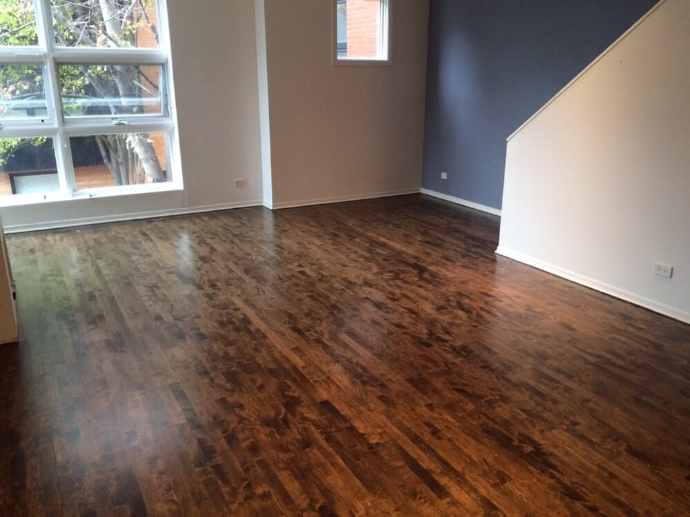 Photo Of Casas Flooring Chicago Il United States After Picture