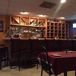 Photo Of Ferrucci Ristorante Panama City Fl United States Bar Area
