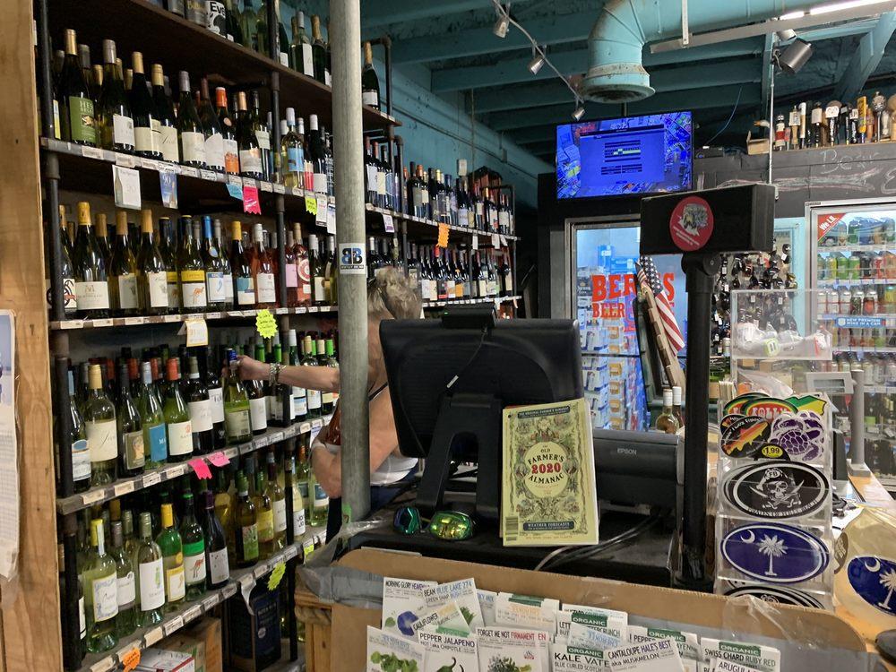 Bert's Market: 202 E Ashley Ave, Folly Beach, SC