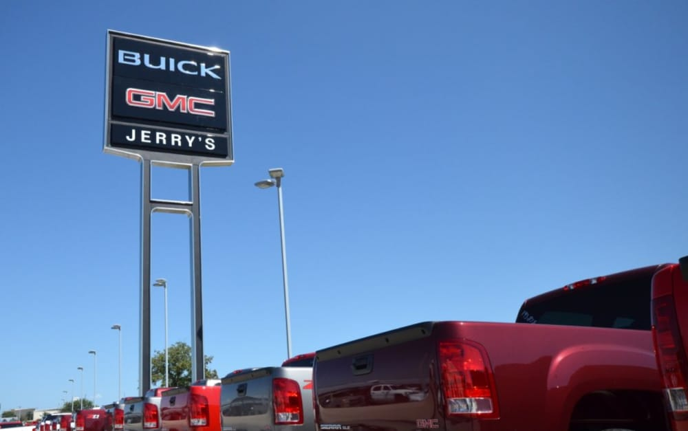 Jerry's Buick GMC: 3100 Fort Worth Hwy, Weatherford, TX