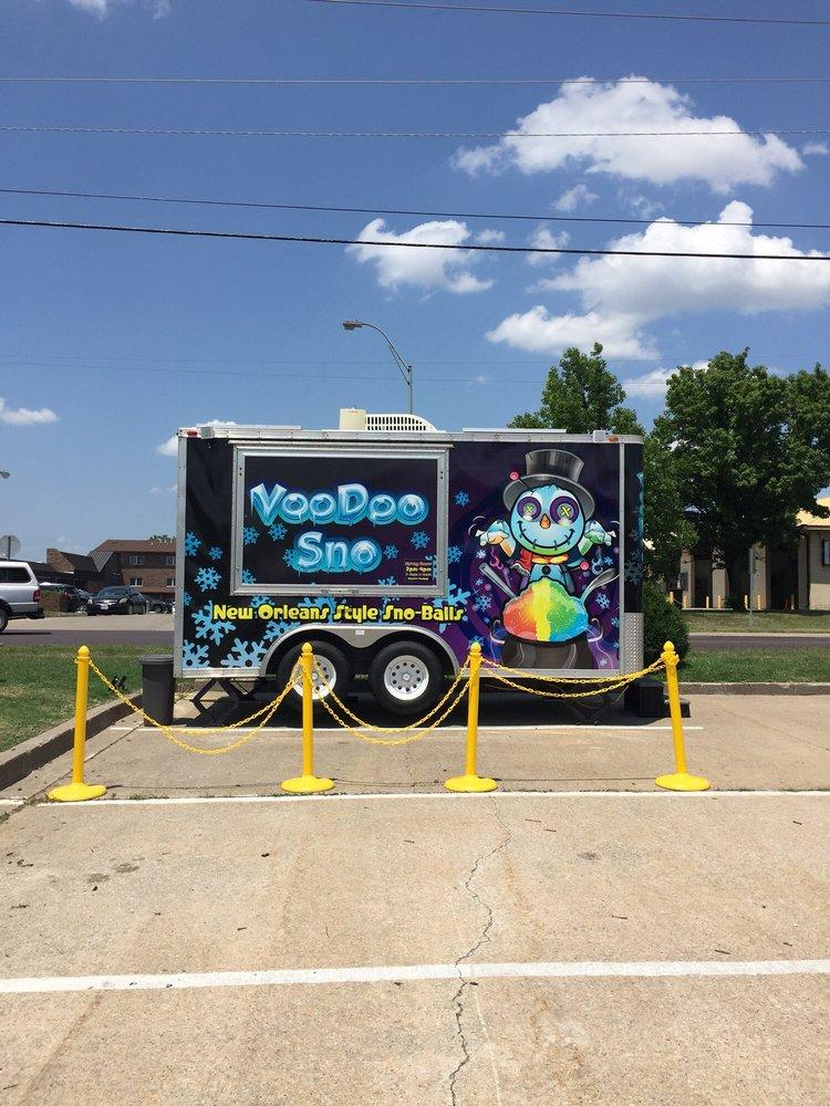 VooDoo Sno: 1614 Business Loop 70 W, Columbia, MO