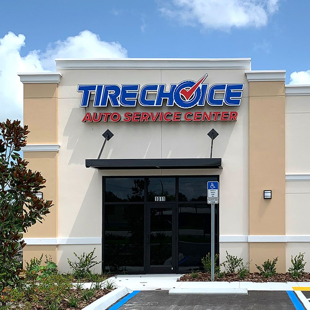The Tire Choice & Total Car Care: 3040 Hwy 95A, South Cantonment, FL