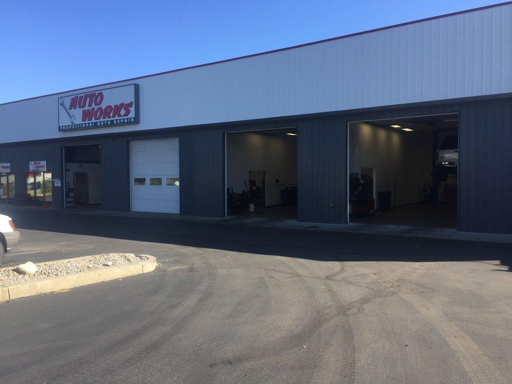 Auto Works: 6050 N Sunshine St, Coeur D Alene, ID