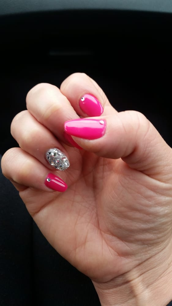 Fresh Nails By Ivy. She's My Favorite!