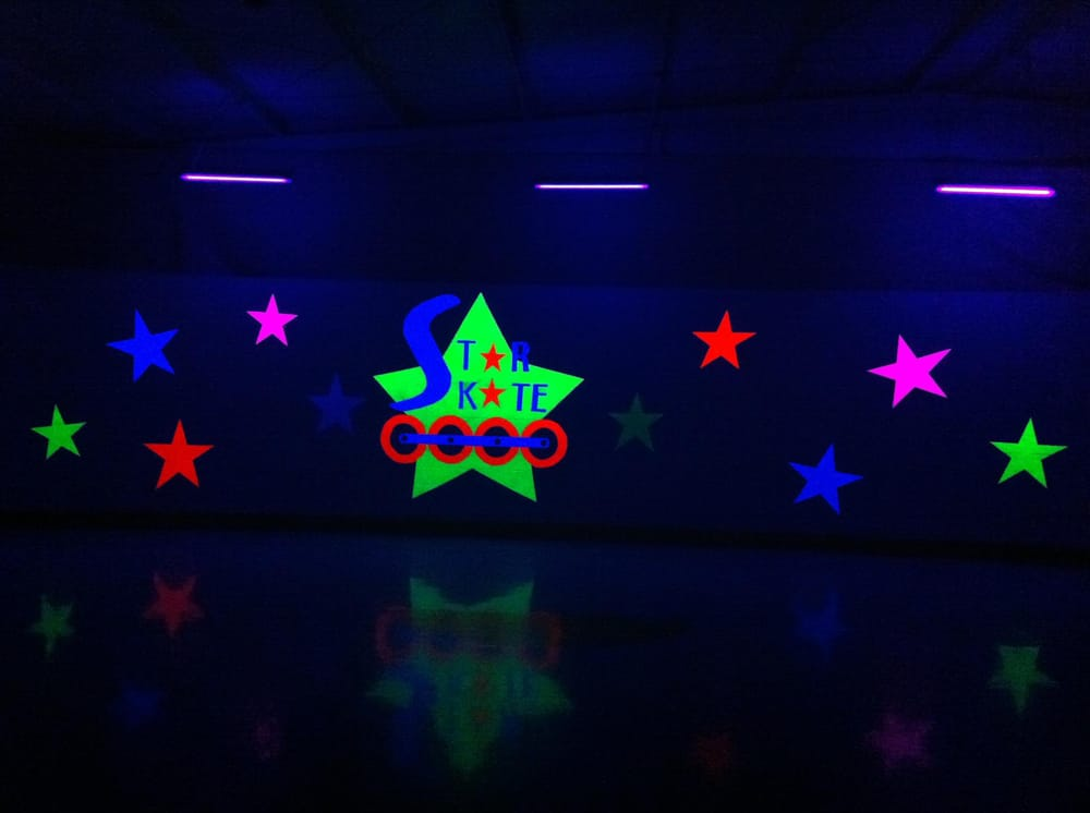 Star Skate: 37303 45th St, Shawnee, OK