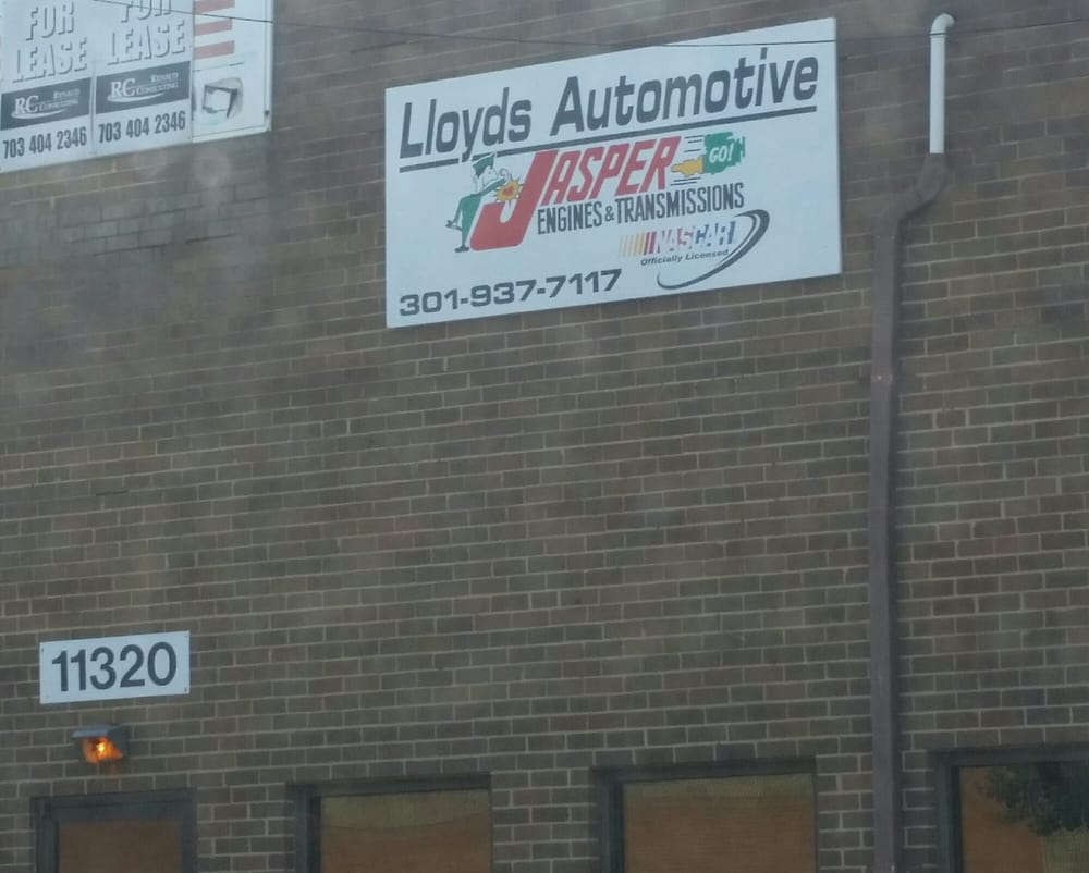Lloyd's Automotive: 11320 Old Baltimore Pike, Beltsville, MD