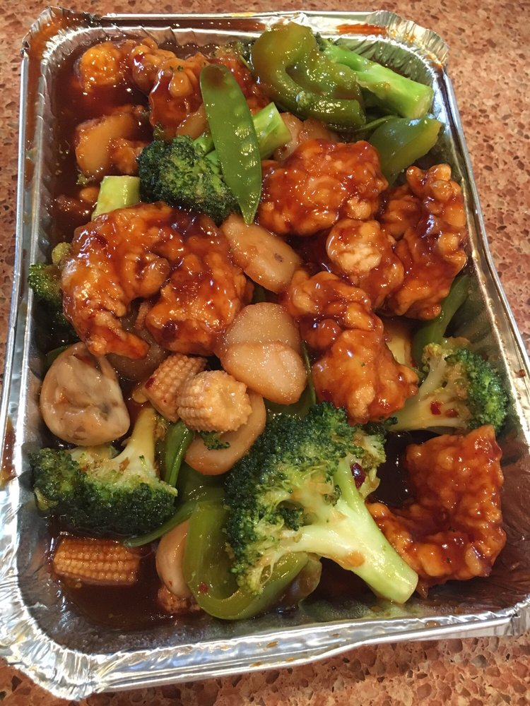China King: 4941 E Busch Blvd, Tampa, FL