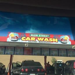 Main St Car Wash Santa Ana
