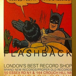 Flashback - 13 Reviews - Vinyl Records - 50 Essex Road