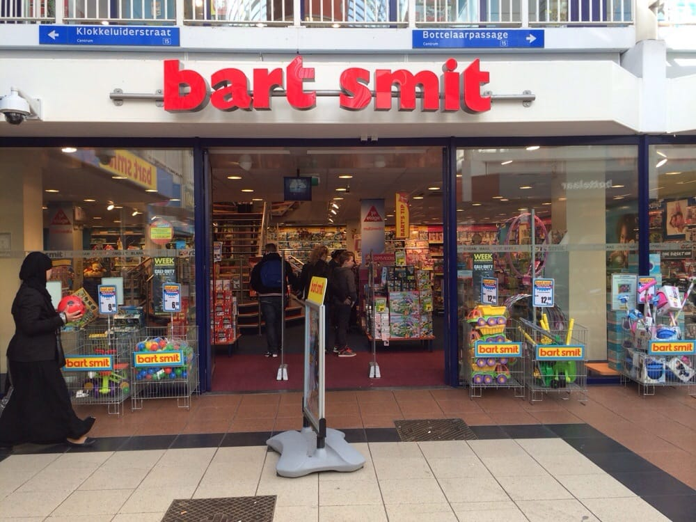 Bart Smit - GESLOTEN - Speelgoedwinkels - Bottelaarpassage ...