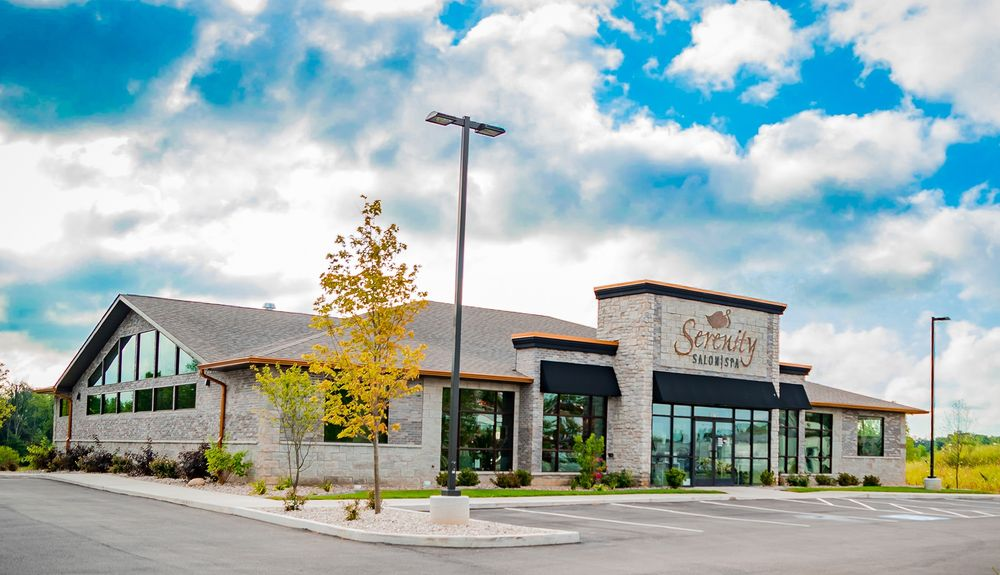 Serenity Salon & Spa: 3075 Village Point, Chesterton, IN