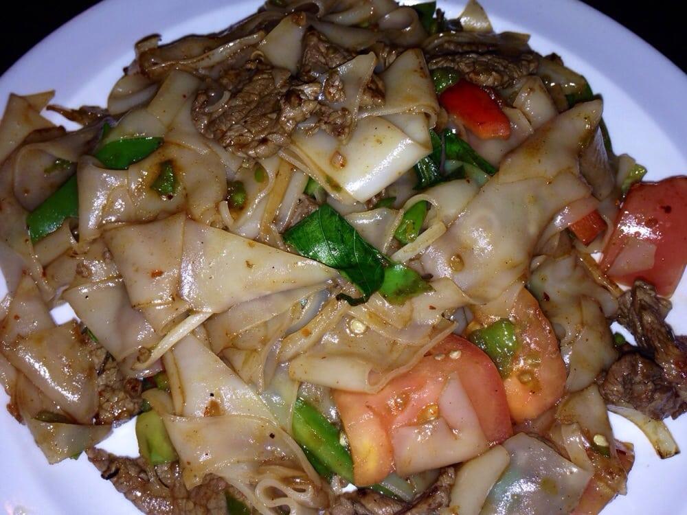 Thai Thai Restaurant Vista Ca