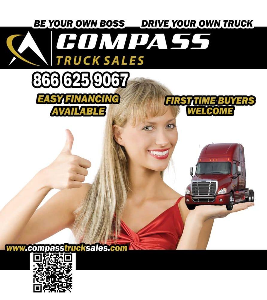 Compass Truck Sales, Inc.