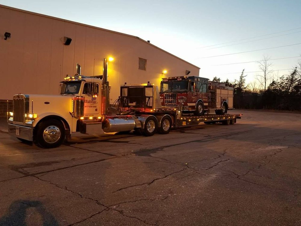 Towing business in North Haven, CT